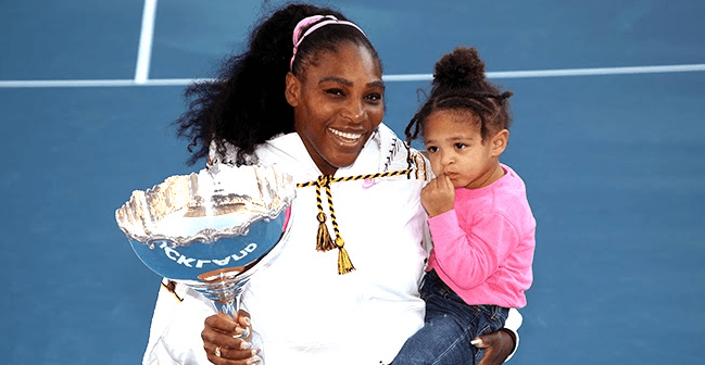 Serena Williams Wins 1st Title since Giving Birth and Donates Prize Money to Australian Bushfire Relief