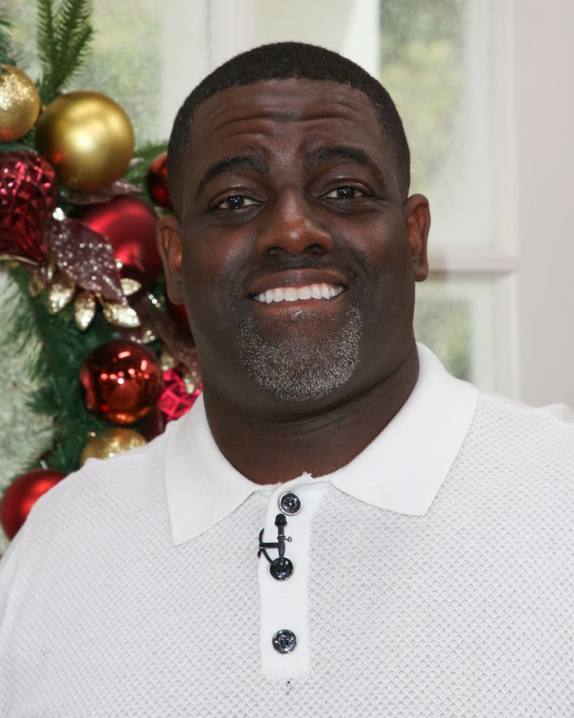 "Reality TV Personality Warryn Campbell visits Hallmark's ""Home & Family"" celebrating 'Christmas In July' at Universal Studios Hollywood on July 16, 2018 