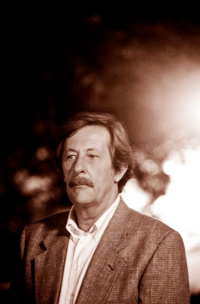 Acteur français Jean Rochefort, Milan, Italie, juin 1993. | Photo : Getty Images