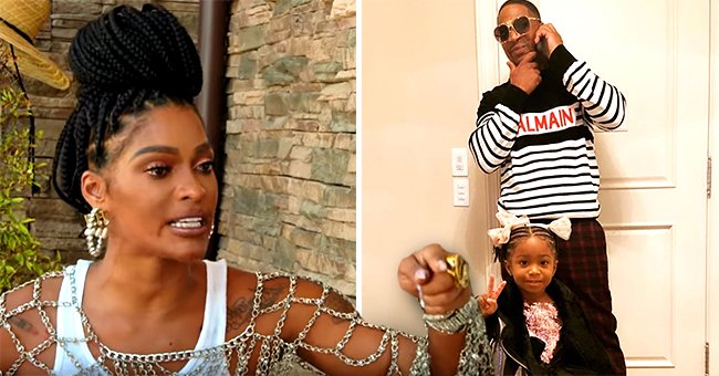 Joseline Hernandez Tears up in Saying Ex Stevie J Tried to 'Take Away' Daughter Bonnie Bella in Recent Episode of 'Marriage Boot Camp'