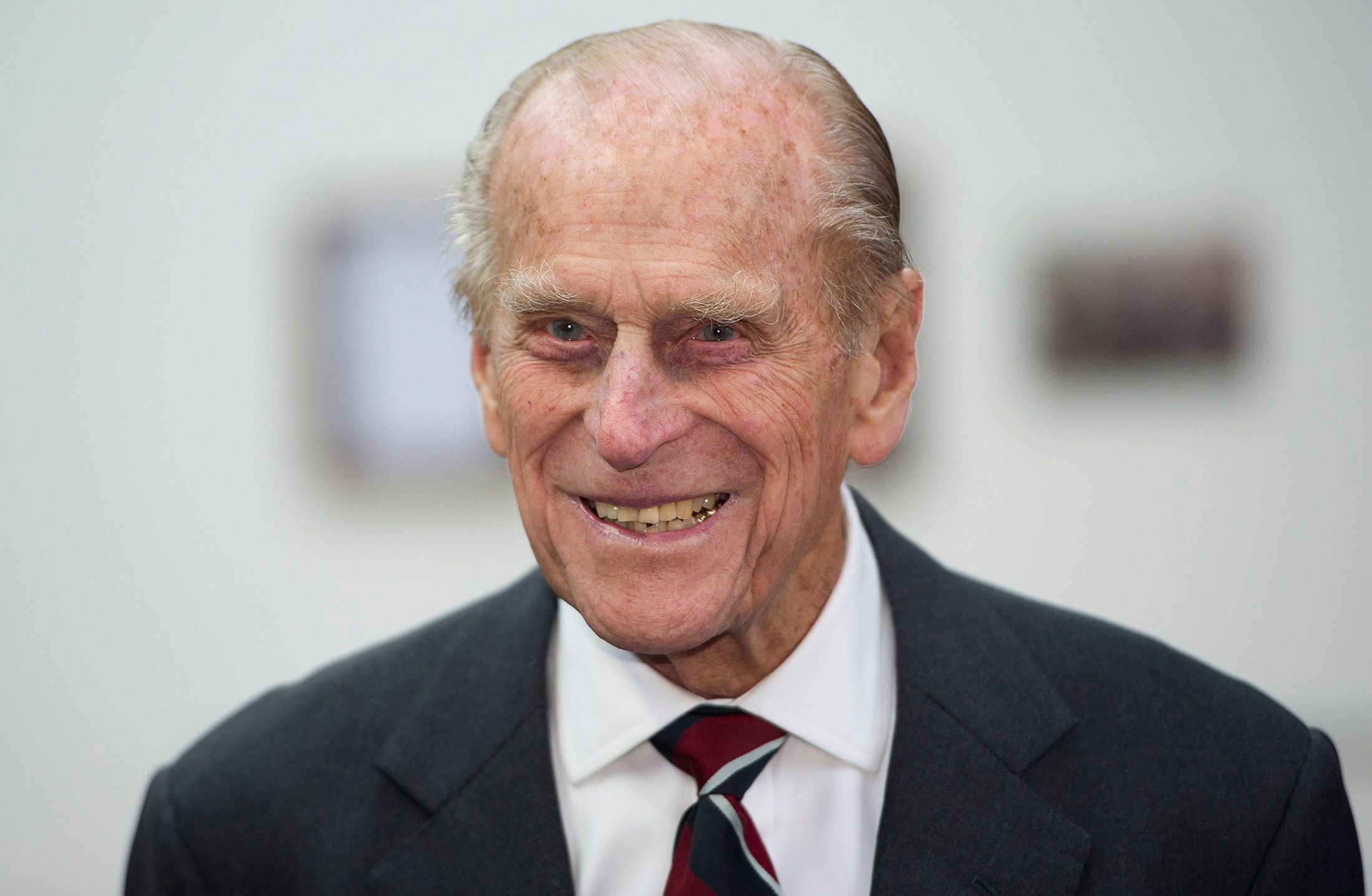 The Duke Of Edinburgh at the opening of the 'First World War In The Air' exhibition at the RAF museum in Hendon on December 02, 2014 | Photo: Getty Images