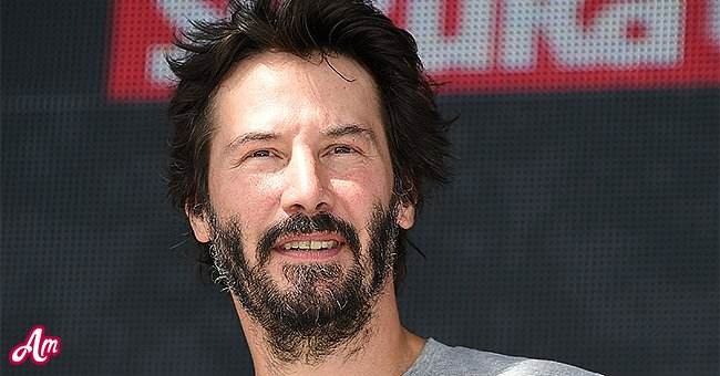 A picture of actor Keanu Reeves | Photo: Getty Images