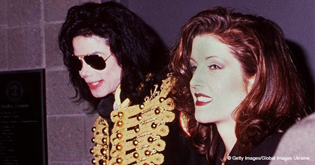 Michael Jackson's Former Maid Claims He Didn't Love His First Wife, Lisa Marie Presley