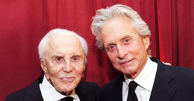 Michael Douglas Recalls Life Lessons Dad Kirk Taught Him after His Recent Death at the Age of 103