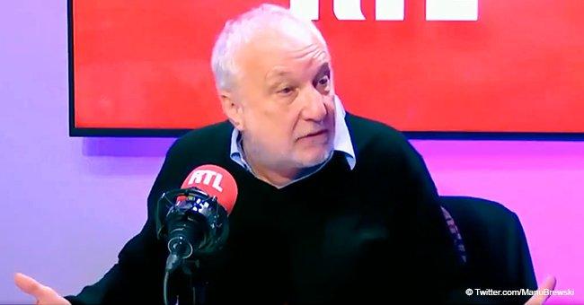 François Berléand parle pour la première fois des gilets jaunes d'une manière très grossière