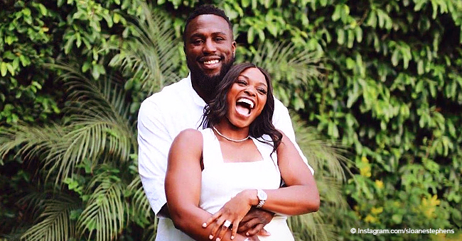 Tennis Pro Sloane Stephens & Soccer Player Jozy Altidore Are Engaged