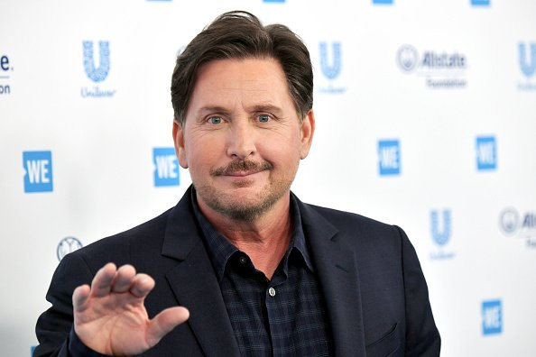 Emilio Estevez attends WE Day California at The Forum on April 25, 2019, in Inglewood, California. | Source: Getty Images.