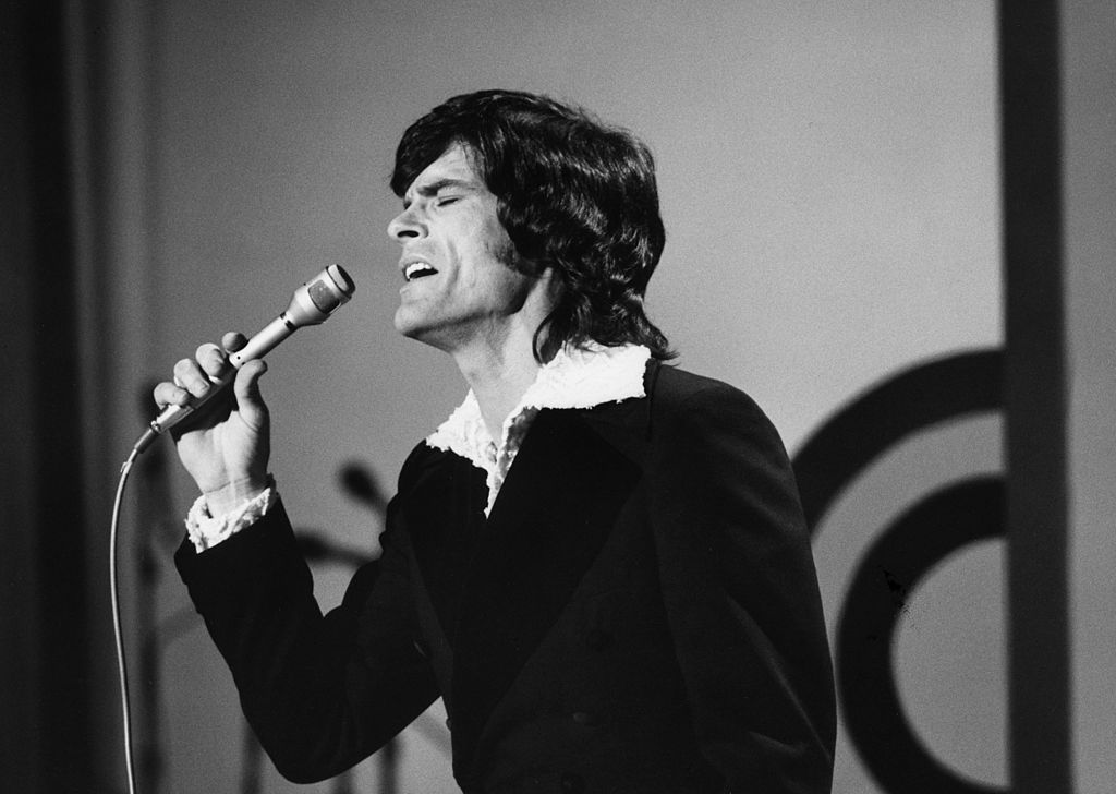 B.J. Thomas at the Johnny Cash Show on December 16, 1970 | Photo: Getty Images