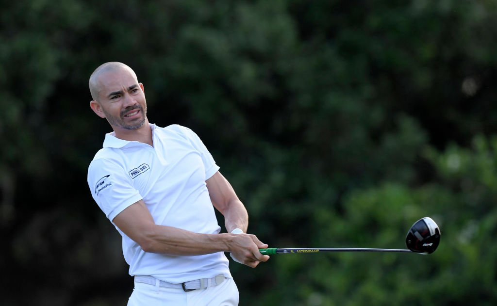 Camilo Villegas, 2020 | Quelle: Getty Images