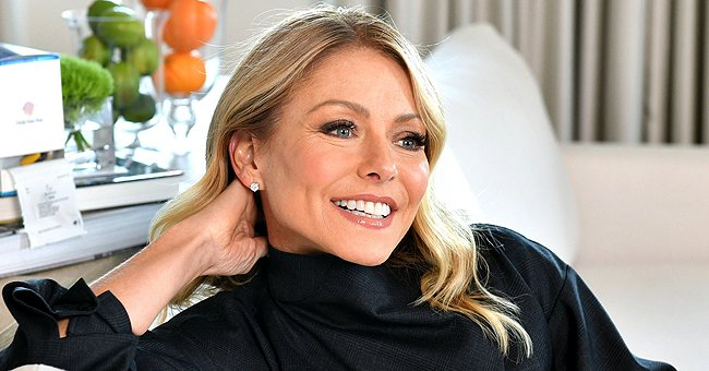 Kelly Ripa & Her Family Adopt a Rescue Dog Named Lena after It Was Featured on 'Live'