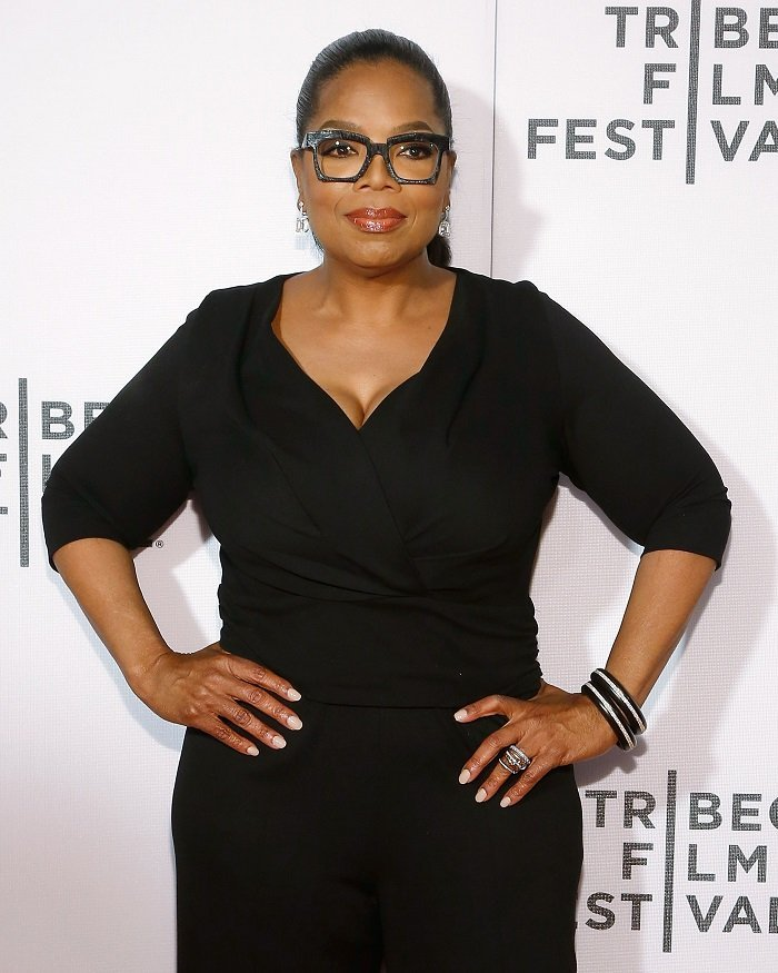 Oprah Winfrey l Picture: Getty Images