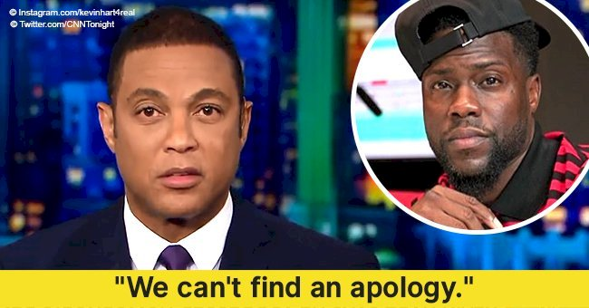 Don Lemon slams Kevin Hart over 'insincere' apology on 'Ellen' following his past homophobic tweets