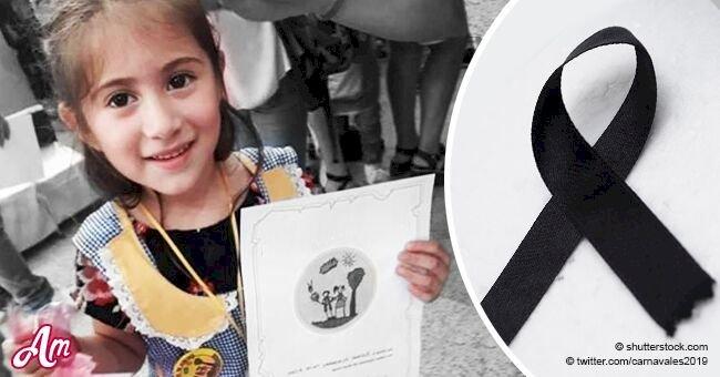 Murió Maite Ailén Almirón, la niña de 5 años de edad alcanzada por una bala perdida
