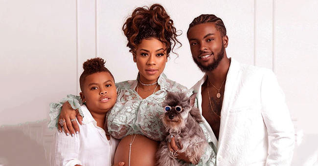Keyshia Cole Welcomes Healthy Baby Boy with Her Boyfriend Niko Khale