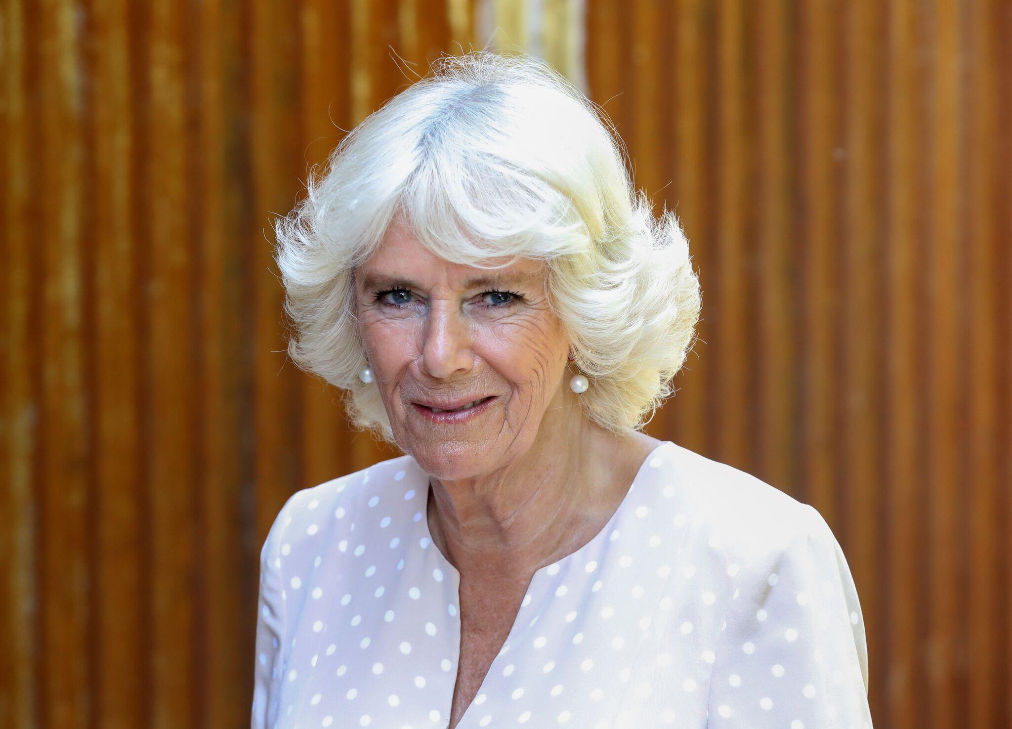 Camilla Parker Bowles, la Duchesse de Cornouailles. l Source : Getty Images