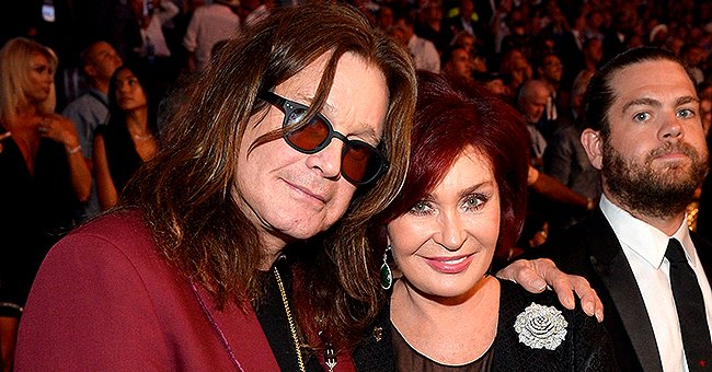 Ozzy Osbourne's Wife Sharon Reveals Husband Is in Good Spirits Amid Parkinson's Disease Battle