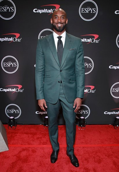 Kobe Bryant at The 2019 ESPYs at Microsoft Theater on July 10, 2019 | Photo: Getty Images