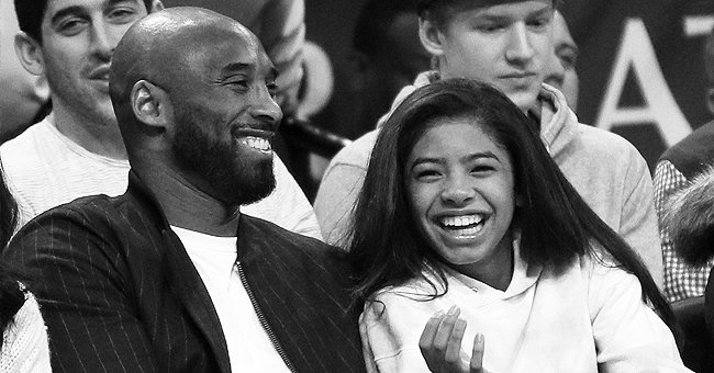 Kobe Bryant & Daughter Gigi Remembered at Mamba Cup Tournament as Kids & Coaches Kneel in Tribute in Touching Pic