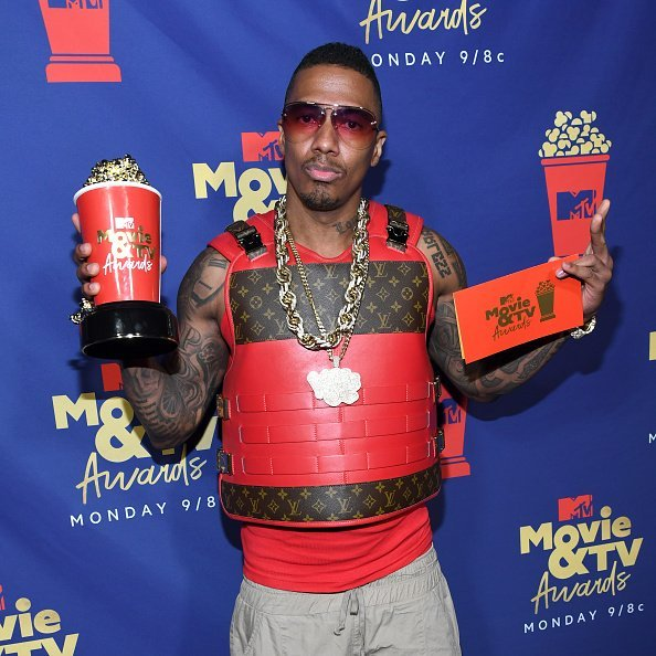 Nick Cannon at the 2019 MTV Movie and TV Awards on June 15, 2019 | Photo: Getty Images