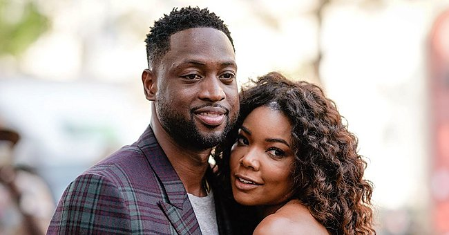 Watch Gabrielle Union & Dwyane Wade's Baby Kaavia's Reaction after She's Caught Not Sleeping