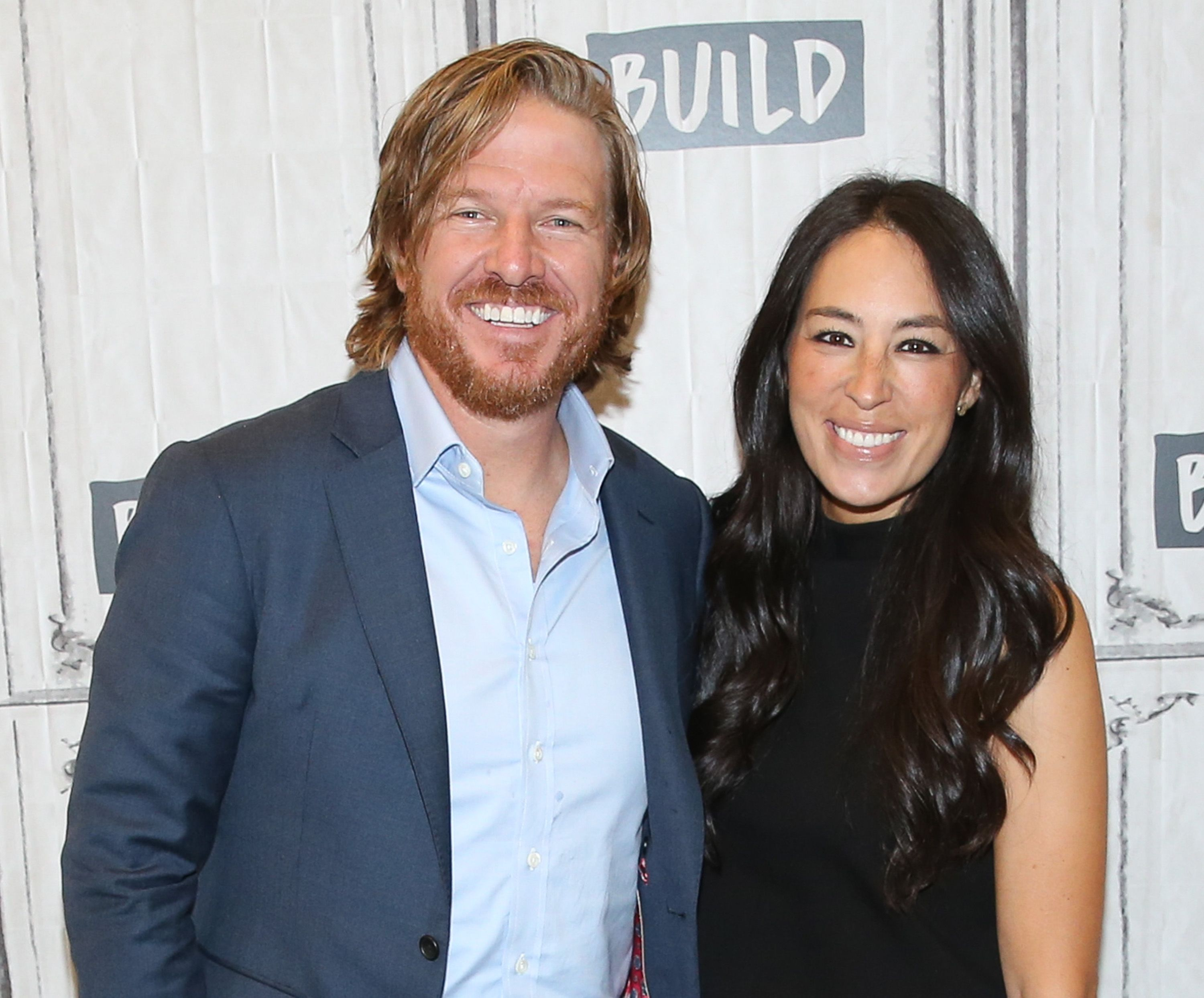 Chip Gaines and Joanna Gaines at the Build Series at Build Studio on October 18, 2017 in New York City | Photo: Getty Images