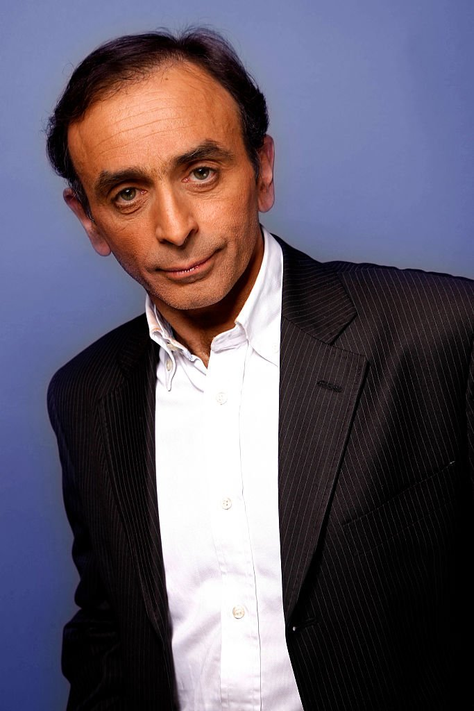 L'écrivain et journaliste Eric Zemmour. | Photo : Getty Images
