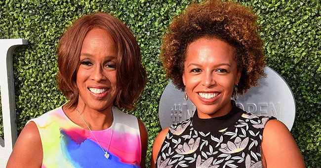 Gayle King Reveals Daughter Kirby Bumpus Got Married & Posts Photos of Wedding at Oprah's House