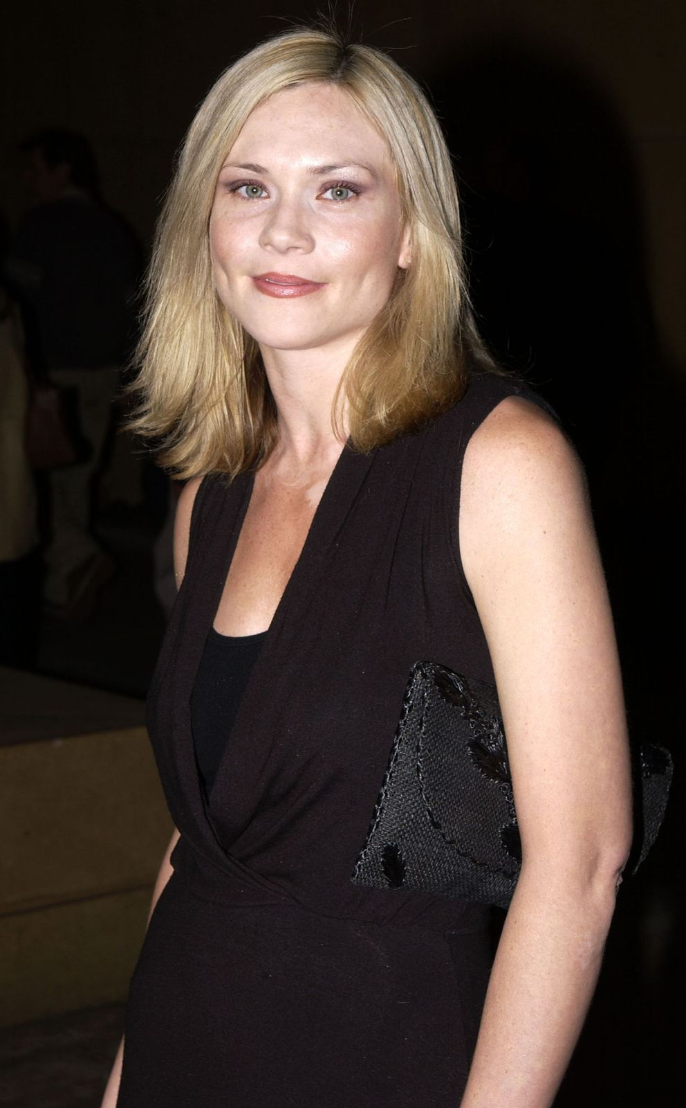 "Amy Locane at a ""Willard"" special screening on March 12, 2003 
