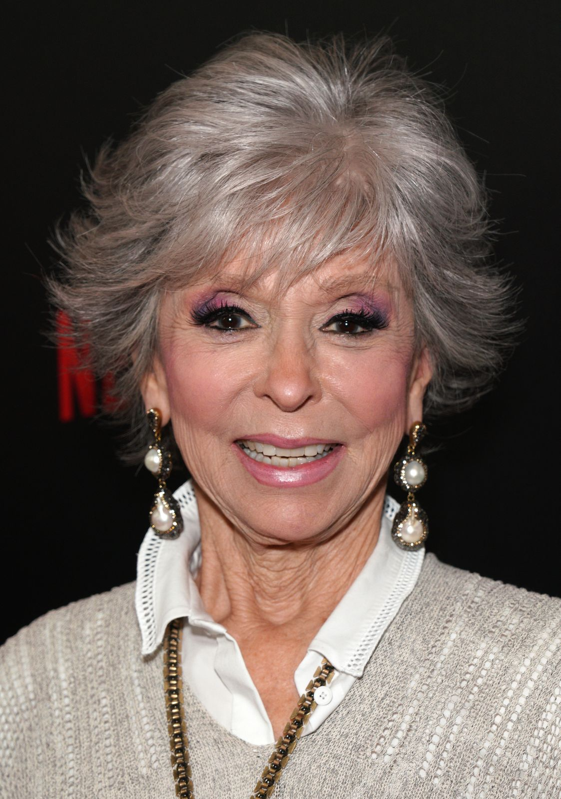 Rita Moreno at the premiere of 'One Day At A Time' Season 3 on February 07, 2019