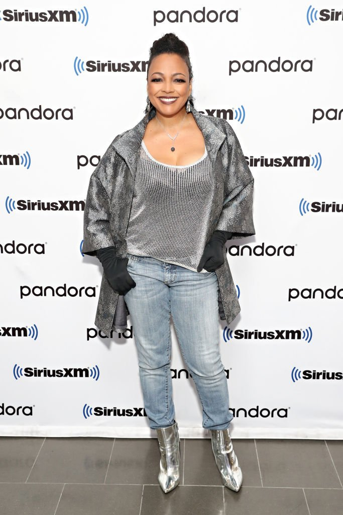 Actress Kim Fields visits the SiriusXM Studios on November 26, 2019 | Photo: Getty Images