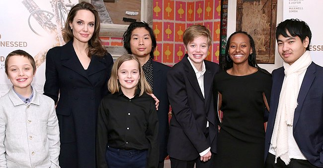 Angelina Jolie Reveals Daughter Vivienne Lost Her Beloved Pet during COVID-19 Lockdown