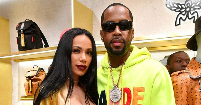 Fans Gush over Erica Mena & Safaree's Daughter Safire's Likeness to Her Parents in Family Video