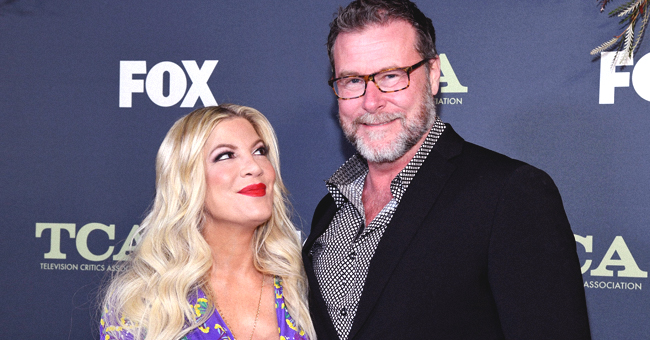 Tori Spelling of BH90210 Talks Why She Doesn't Care When Dean McDermott Shares Their Marriage Secrets