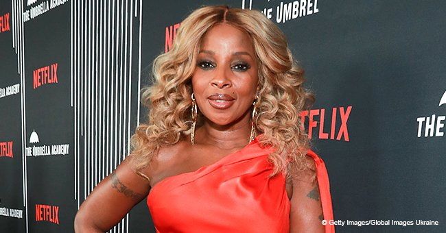 Mary J. Blige says the next man she dates 'has to have more money' than her