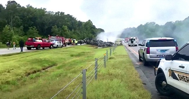 9 Kids, 1 Adult Die in Multiple Crashes Due to Tropical Depression Claudette in Alabama