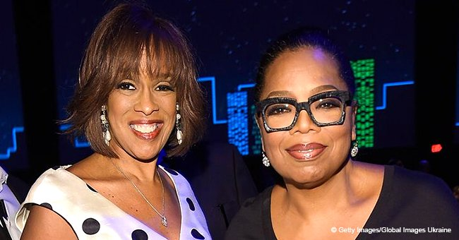 'I tried,' Oprah Winfrey surprises BFF Gayle King after revealing she tried setting her up on a date