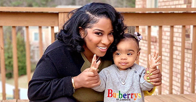 Toya Wright Is 'Redefining Motherhood' with Baby Reign on Kontrol Magazine Cover