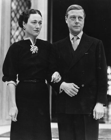 The Duke (1894 - 1972) and Duchess (1896 - 1986) of Windsor | Photo: Getty Images