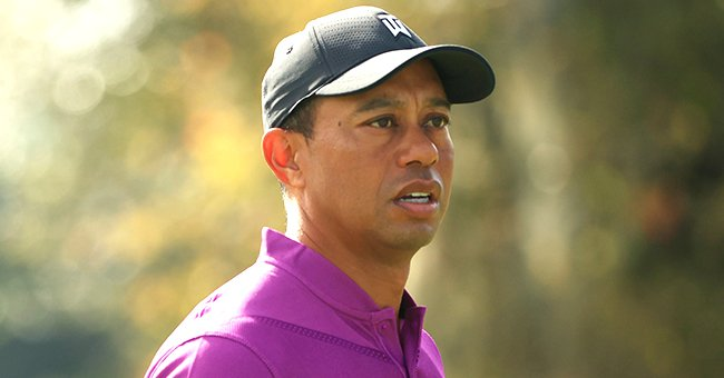 Tiger Woods at the Ritz-Carlton Golf Club on December 19, 2020 in Orlando, Florida. | Photo: Getty Images