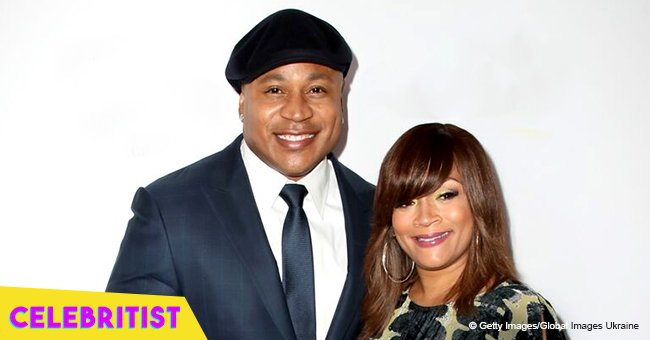 LL Cool J's wife stuns with all-denim outfit and purple accessories in recent picture
