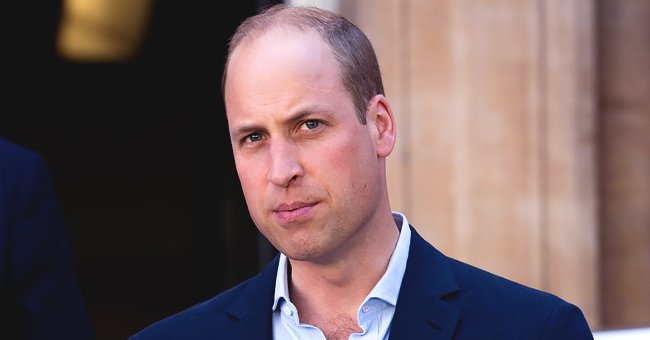 Prince William Jokes with the Media While Taking a Tour of the Jahra Nature Reserve in Kuwait