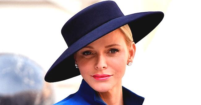 Charlene et ses jumeaux étaient présents au mariage princier de Monaco