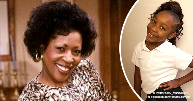 Remember Harriette in 'Family Matters'? She looks great at 68 & has a look-alike granddaughter