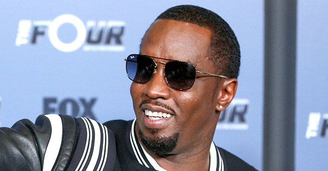 Diddy May Have a New Girl as He Locks Lips with Asian Model Gina Huynh