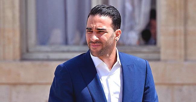 Adil Rami retrouve ses enfants et son ex, Sidonie Biémont