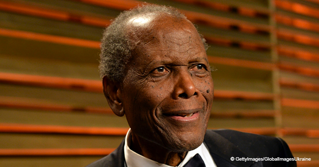 Sidney Poitier Is the Proud Father of 6 Beautiful Grown-up Daughters From 2 Different Women