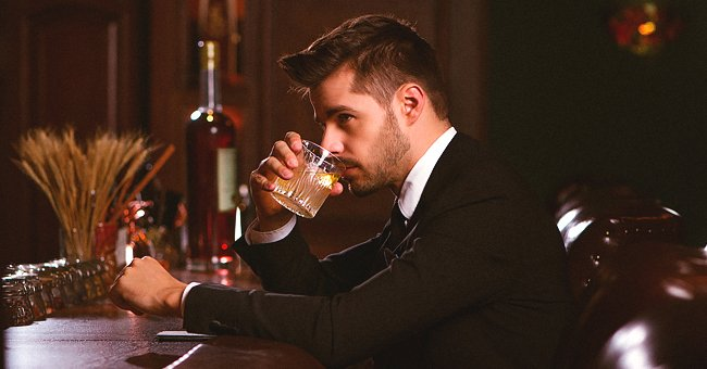 Daily Joke: A Sad Man Orders Multiple Drinks at a Bar