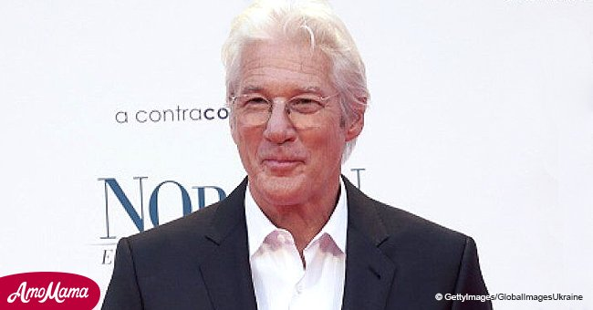 Richard Gere married his young girlfriend in a secret ceremony