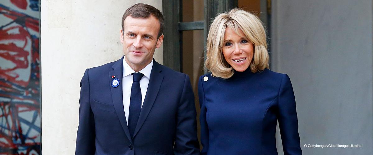 Brigitte et Emmanuel Macron : un détail de l'Élysée qui les rend inséparables pendant des jours entiers