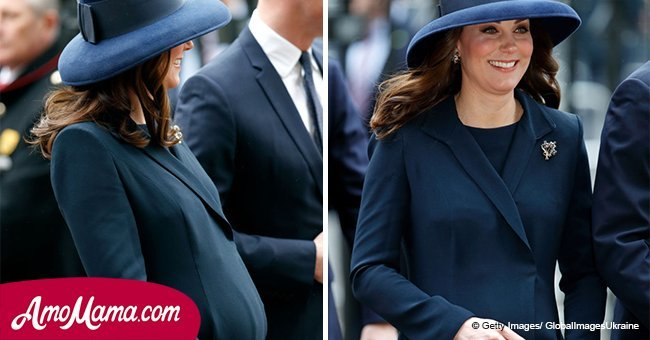 Duchess Kate to give birth before due date, reports suggest